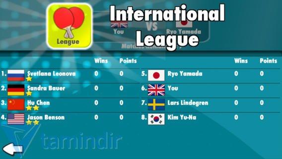Table Tennis 3D Ekran Görüntüleri - 2