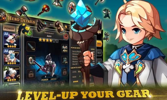 Tactics Squad: Dungeon Heroes Ekran Görüntüleri - 1