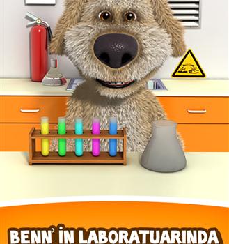 Talking Ben the Dog Ekran Görüntüleri - 4