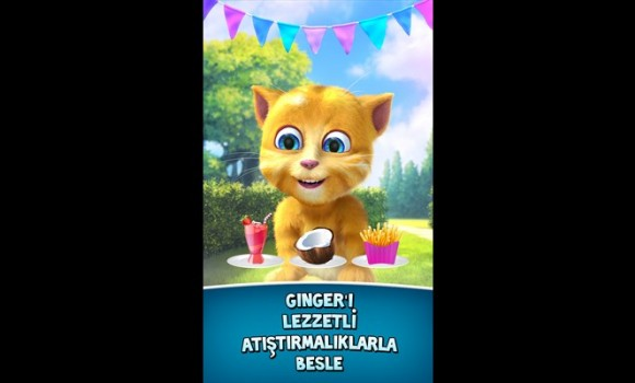 Talking Ginger 2 Ekran Görüntüleri - 2