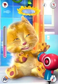 Talking Ginger Ekran Görüntüleri - 3