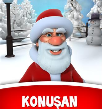 Talking Santa Ekran Görüntüleri - 3