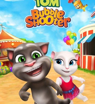 Talking Tom Bubble Shooter Ekran Görüntüleri - 5