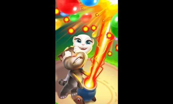 Talking Tom Bubble Shooter Ekran Görüntüleri - 4