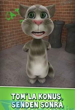 Talking Tom Cat Ekran Görüntüleri - 3