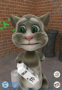 Talking Tom Cat Ekran Görüntüleri - 1