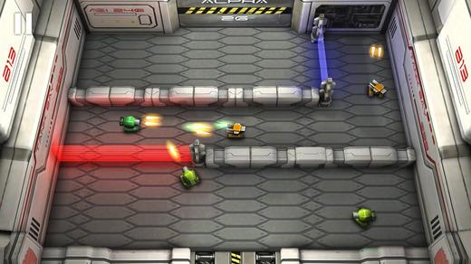 Tank Hero: Laser Wars Ekran Görüntüleri - 5