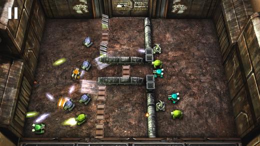 Tank Hero: Laser Wars Ekran Görüntüleri - 4