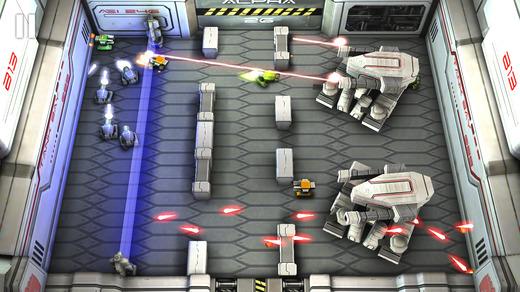Tank Hero: Laser Wars Ekran Görüntüleri - 3