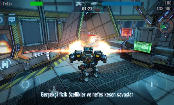 Tanks vs Robots Ekran Görüntüleri - 5