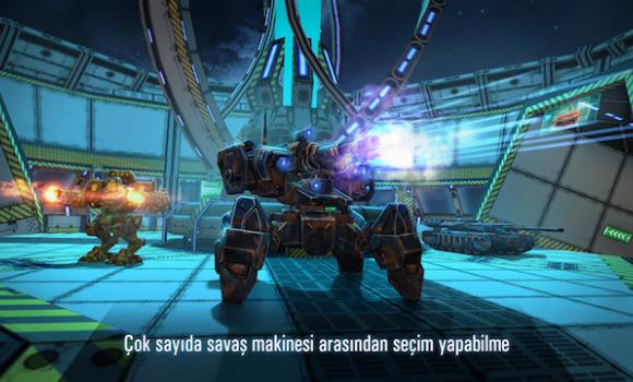 Tanks vs Robots Ekran Görüntüleri - 4