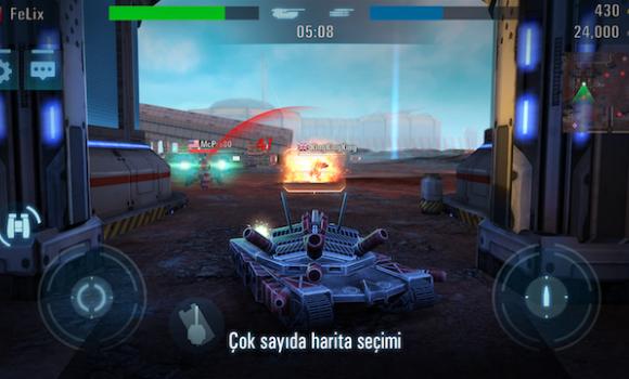 Tanks vs Robots Ekran Görüntüleri - 2