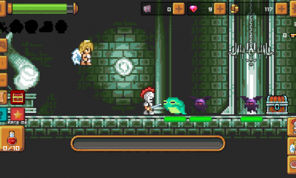 Tap Knight and the Dark Castle Ekran Görüntüleri - 5