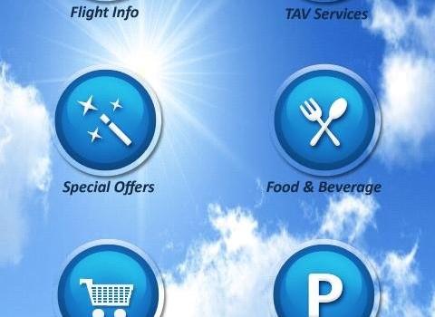 TAV Mobile Ekran Görüntüleri - 2