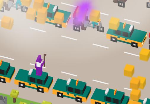 Taxi Surfer Ekran Görüntüleri - 4