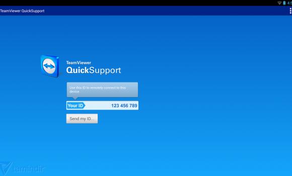 TeamViewer QuickSupport Ekran Görüntüleri - 3