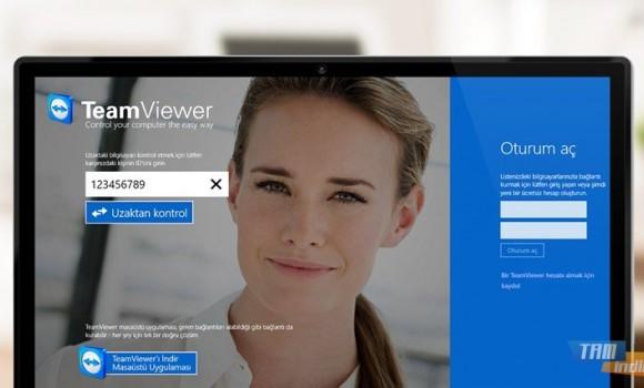 TeamViewer Touch Ekran Görüntüleri - 2