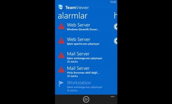 TeamViewer Ekran Görüntüleri - 1
