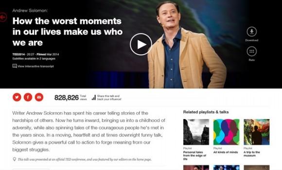 TED Ekran Görüntüleri - 3