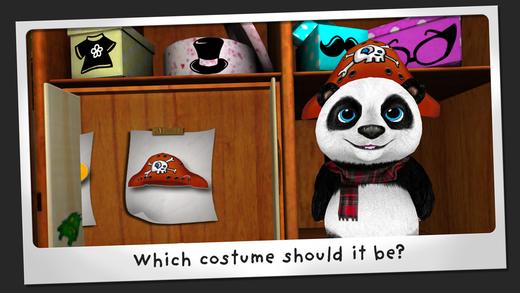 Teddy the Panda Ekran Görüntüleri - 1
