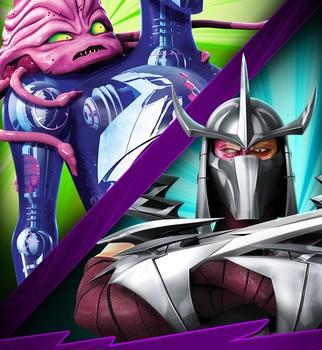 Teenage Mutant Ninja Turtles: Legends Ekran Görüntüleri - 4
