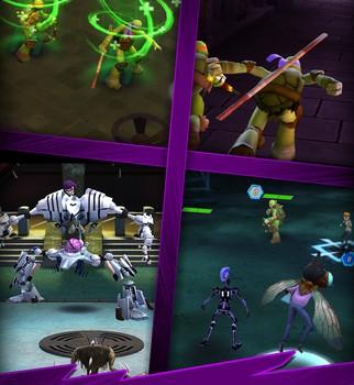 Teenage Mutant Ninja Turtles: Legends Ekran Görüntüleri - 2