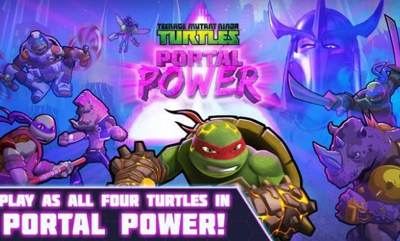 Teenage Mutant Ninja Turtles Portal Power Ekran Görüntüleri - 5