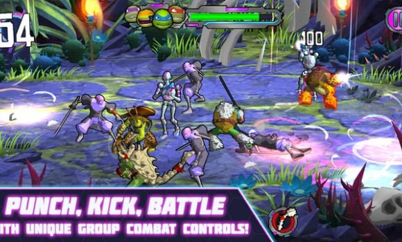 Teenage Mutant Ninja Turtles Portal Power Ekran Görüntüleri - 4