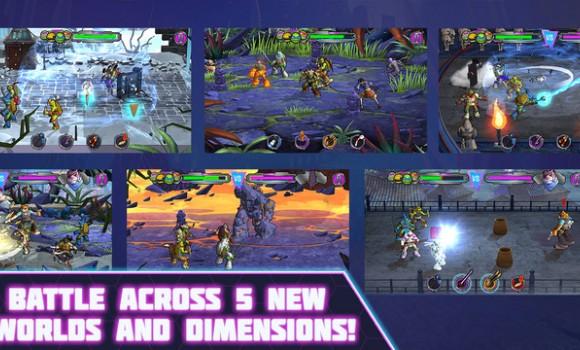 Teenage Mutant Ninja Turtles Portal Power Ekran Görüntüleri - 3