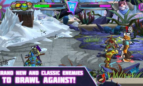 Teenage Mutant Ninja Turtles Portal Power Ekran Görüntüleri - 1