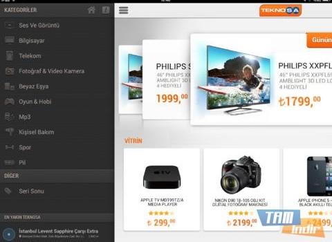 Teknosa iPad Ekran Görüntüleri - 1