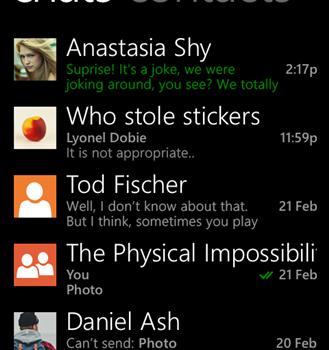 Telegram Messenger Beta Ekran Görüntüleri - 2