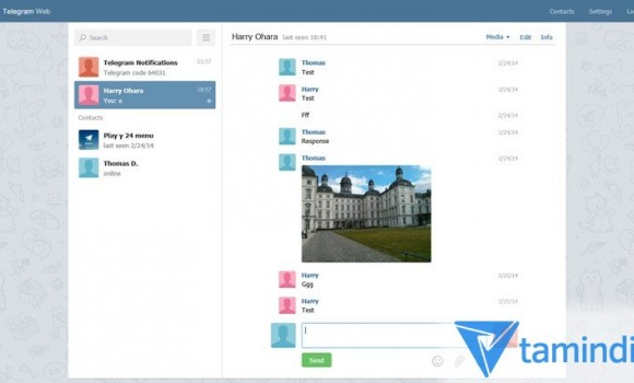 Telegram Messenger Ekran Görüntüleri - 3