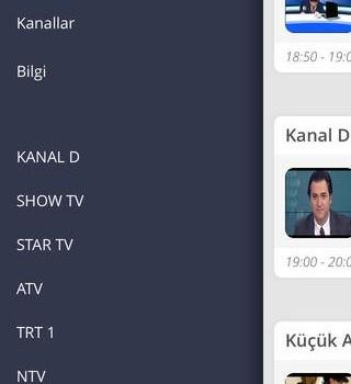 Televizyon Ekran Görüntüleri - 2