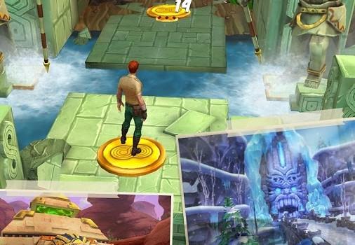 Temple Run: Treasure Hunters Ekran Görüntüleri - 2