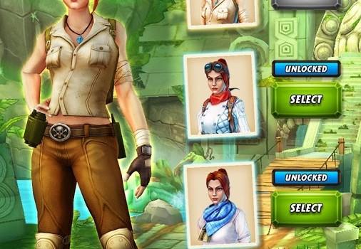 Temple Run: Treasure Hunters Ekran Görüntüleri - 5