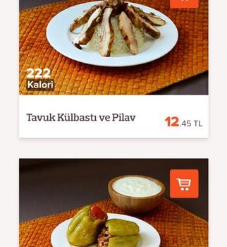Tencere Ev Yemekleri Ekran Görüntüleri - 5