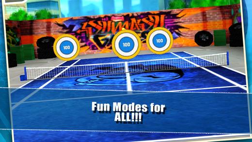 Tennis Pro 3D Ekran Görüntüleri - 3