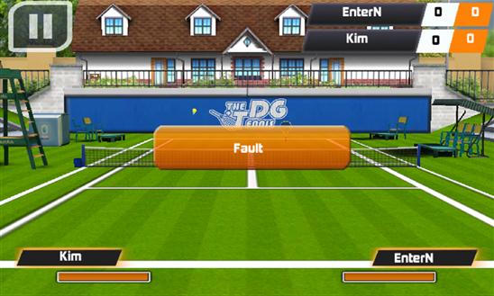 Tennis Pro 3D Ekran Görüntüleri - 2