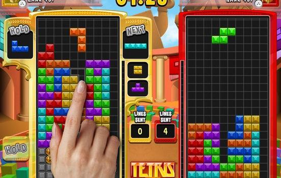 TETRIS Battle Drop Ekran Görüntüleri - 1