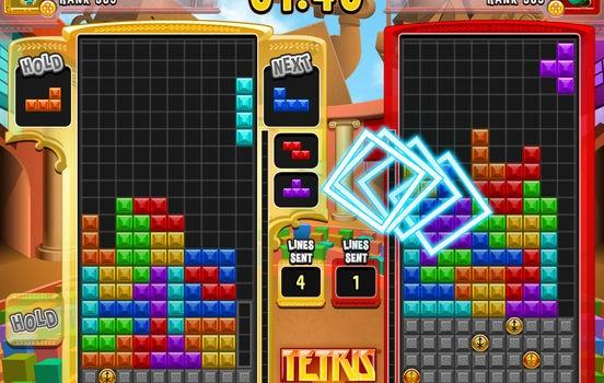 TETRIS Battle Drop Ekran Görüntüleri - 2