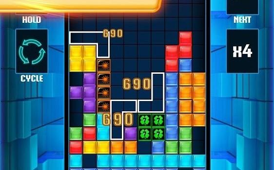 Tetris Blitz Ekran Görüntüleri - 2