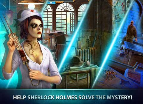 The Adventure of Sherlock Holmes Ekran Görüntüleri - 5