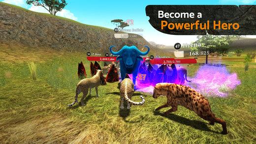 The Cheetah: Online RPG Simulator Ekran Görüntüleri - 5