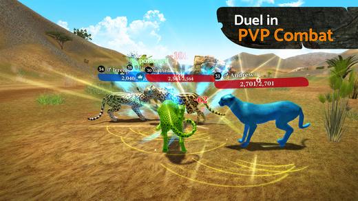 The Cheetah: Online RPG Simulator Ekran Görüntüleri - 4