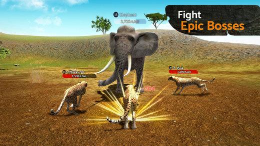 The Cheetah: Online RPG Simulator Ekran Görüntüleri - 3