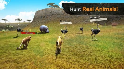The Cheetah: Online RPG Simulator Ekran Görüntüleri - 2