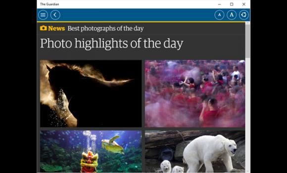 The Guardian Ekran Görüntüleri - 2