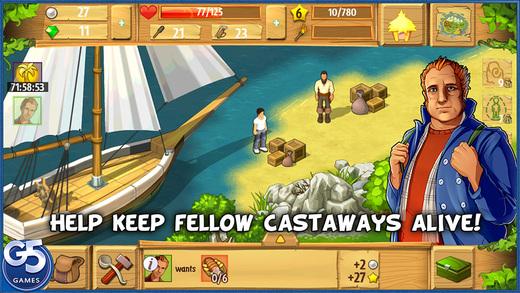 The Island Castaway: Lost World Ekran Görüntüleri - 3