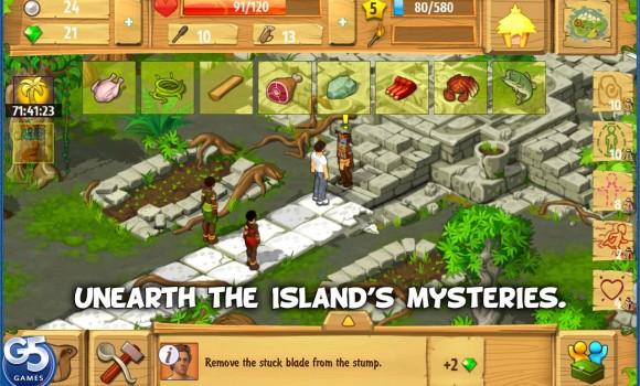 The Island Castaway: Lost World Ekran Görüntüleri - 1